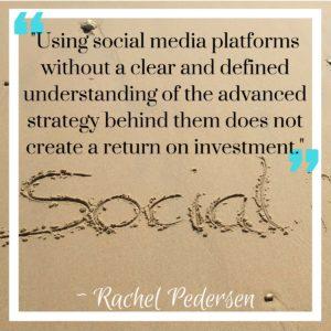 Social Media    Novelty? Or Necessity? - Rachel Pedersen