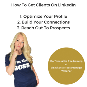 how to get n+ on linkedin