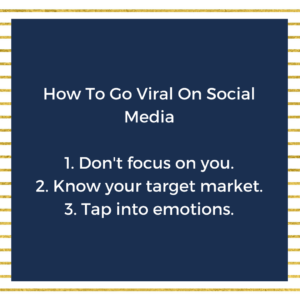 How To Viral On Social Media