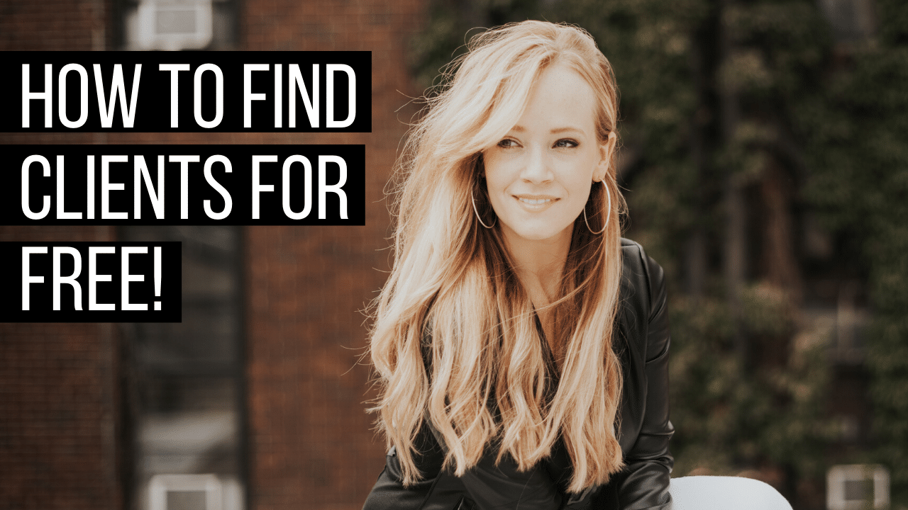 HOW TO FIND CLIENTS FOR FREE ON LINKEDIN