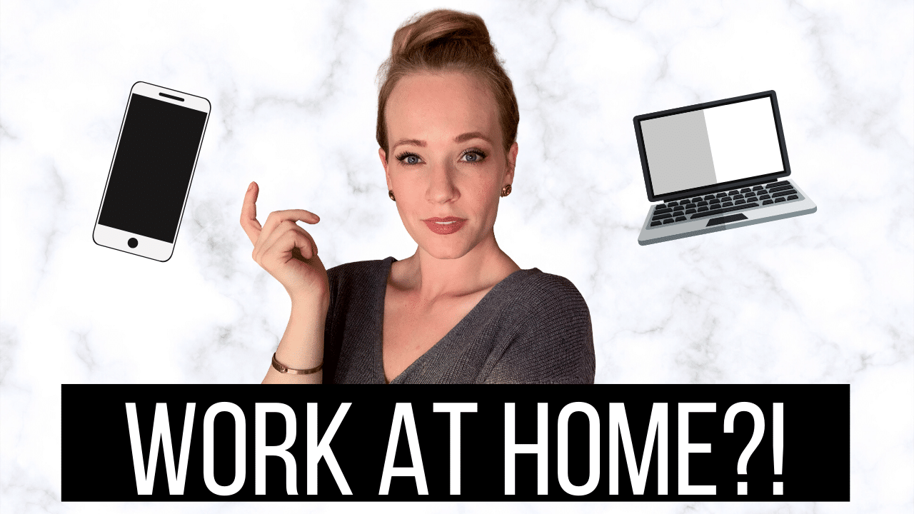 How to Work From Home as a Social Media Manager