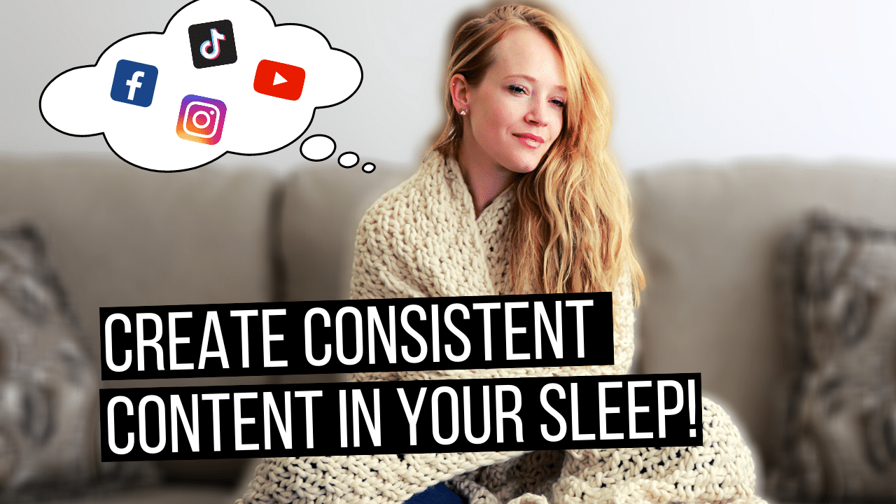 How to SCHEDULE, AUTOMATE and MAXIMIZE your social media posts (even while you sleep!)