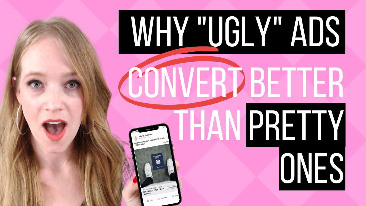 """Why """"Ugly"""" Ads Convert Better Than Pretty Ones"""