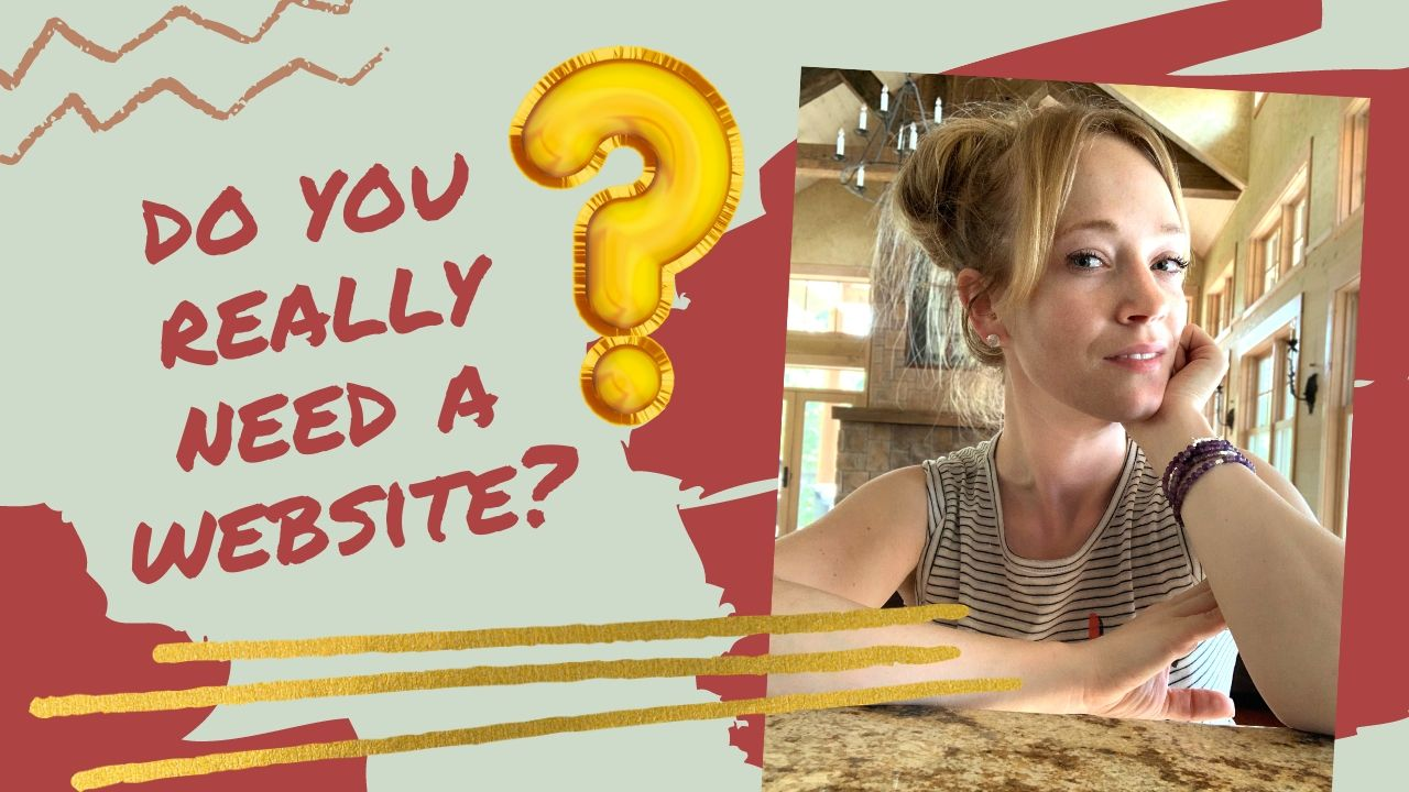 Do I Need a Website to be a Social Media Manager?