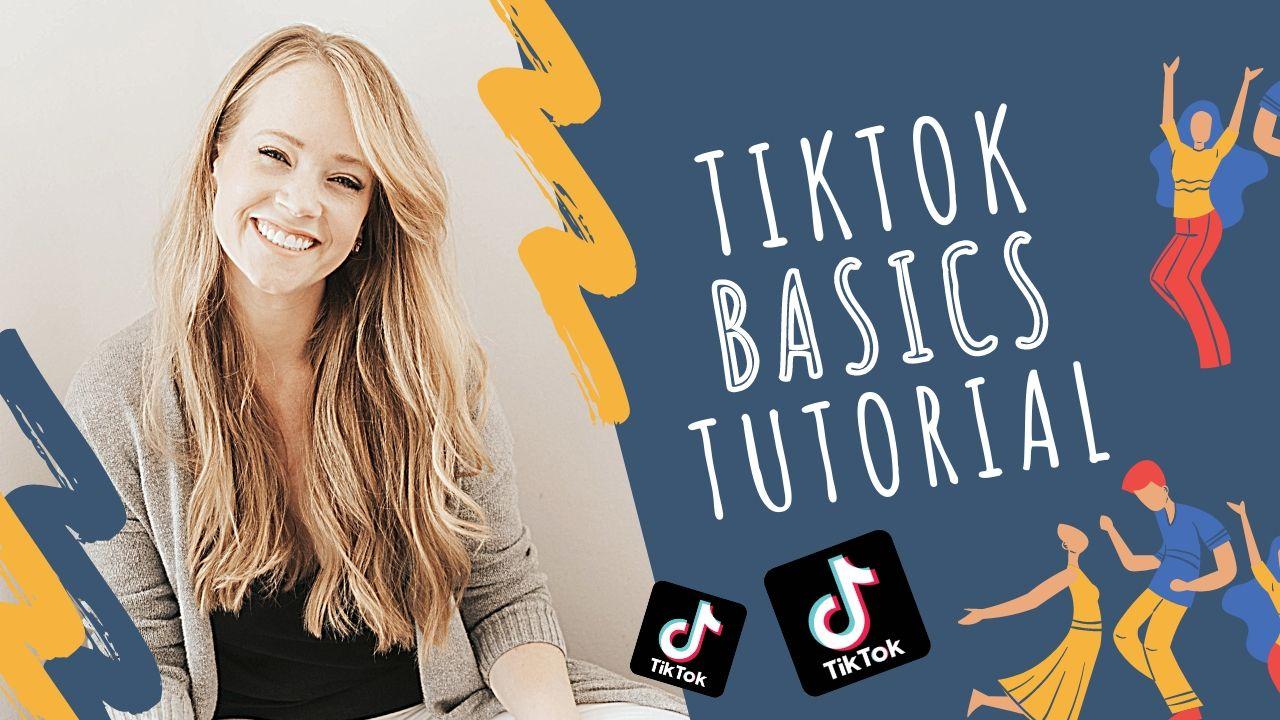 How to Shoot Videos on TikTok - TikTok Basics Tutorial