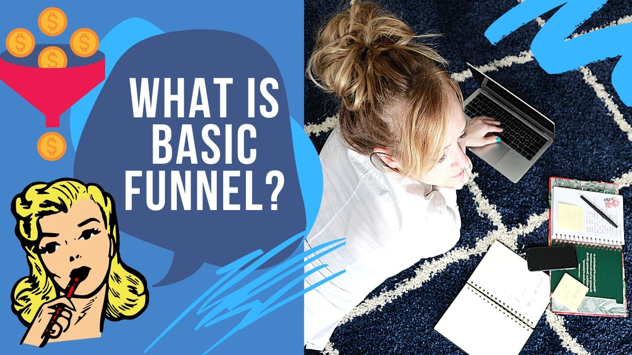 WHAT DOES A BASIC FUNNEL LOOK LIKE?