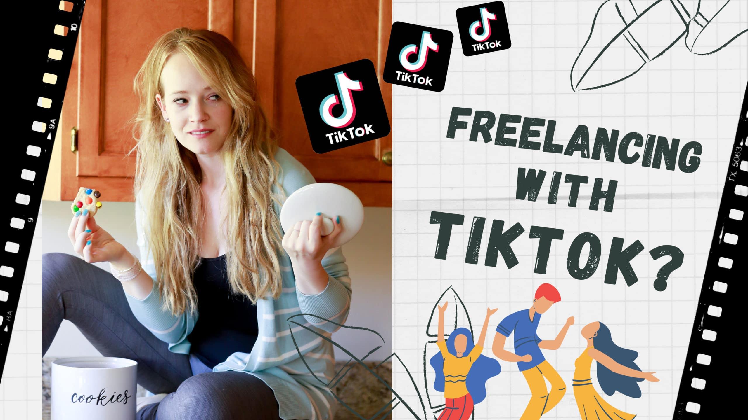 How to Use TikTok as a Service Provider (Freelancer)