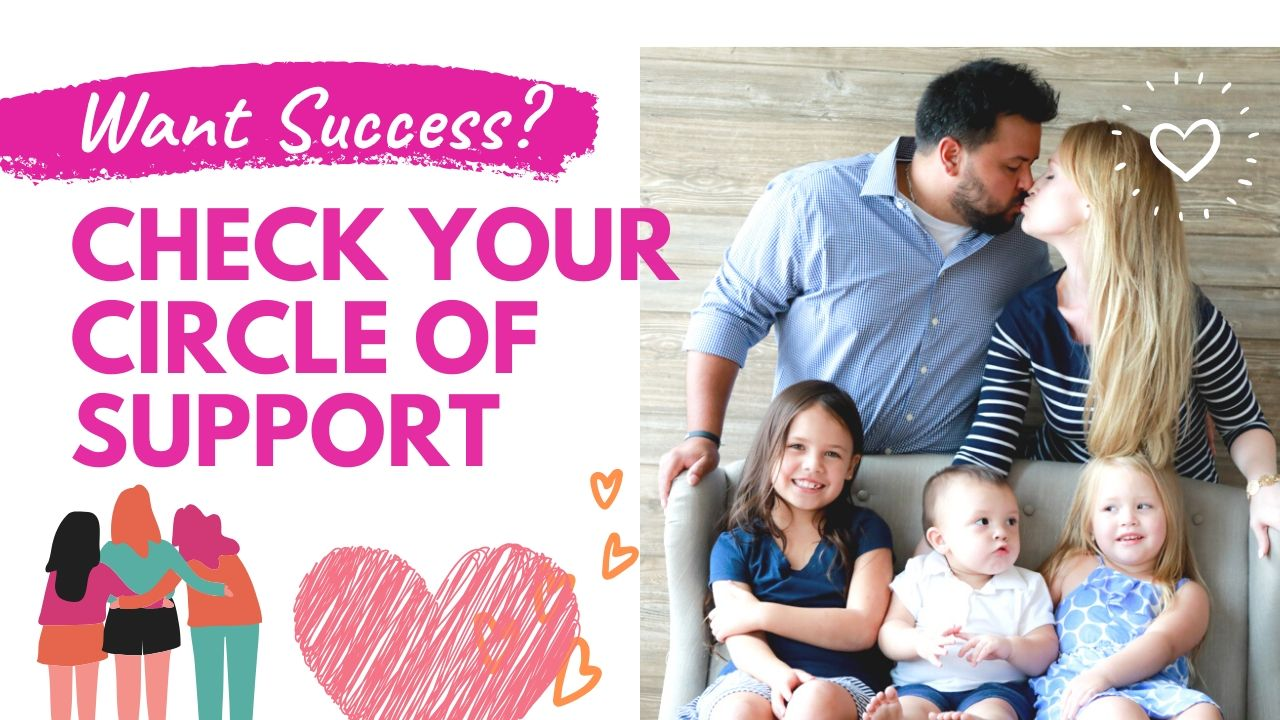 Want to be Successful? Look at Your Circle of Support