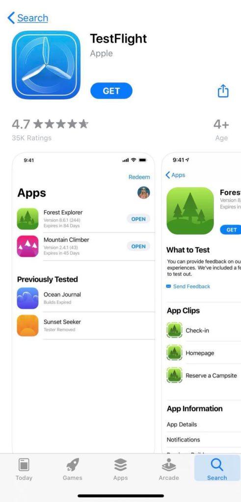 Download TikTok TestFlight From The App Store