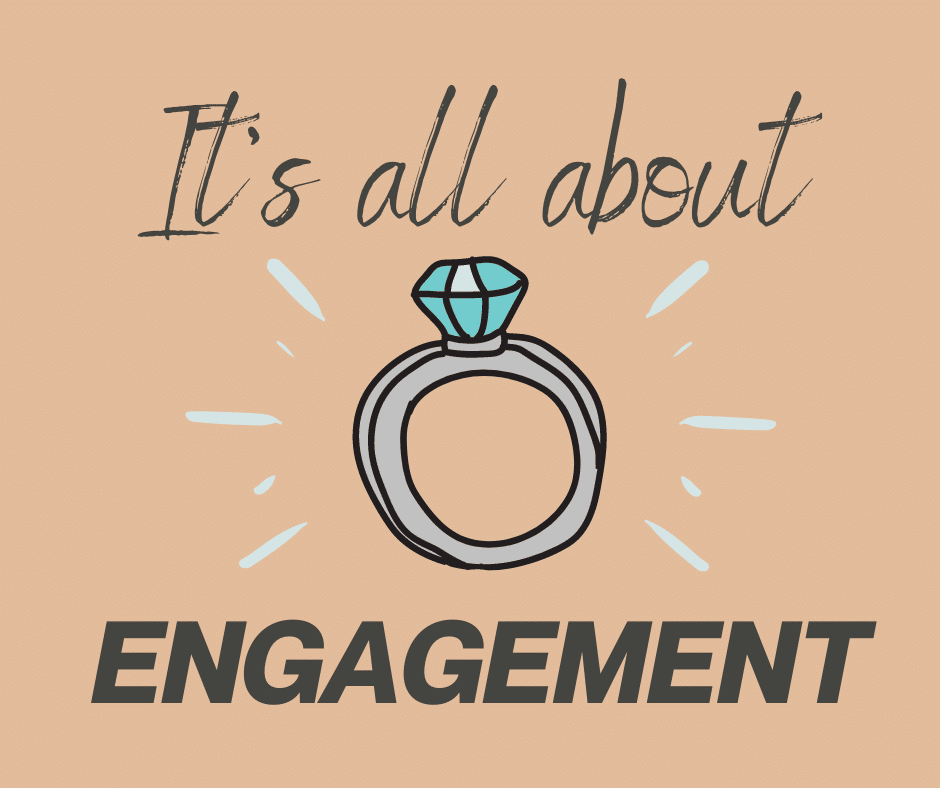 Its all about Engagement